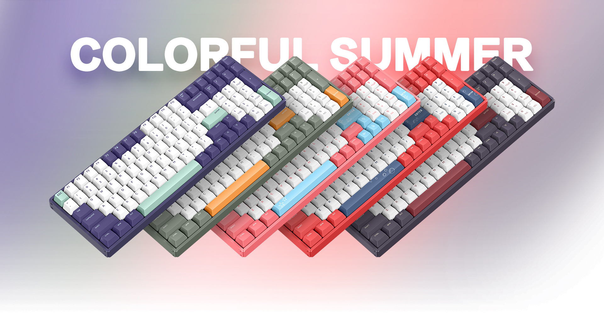 IQUNIX - Best Custom Mechanical Keyboards For Sale At Low Prices