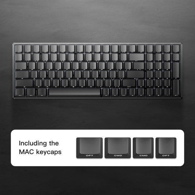 IQUNIX F96-Knight Wireless Mechanical Keyboard
