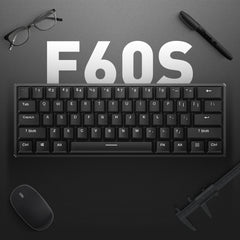 F60S Wireless Mechanical Keyboard
