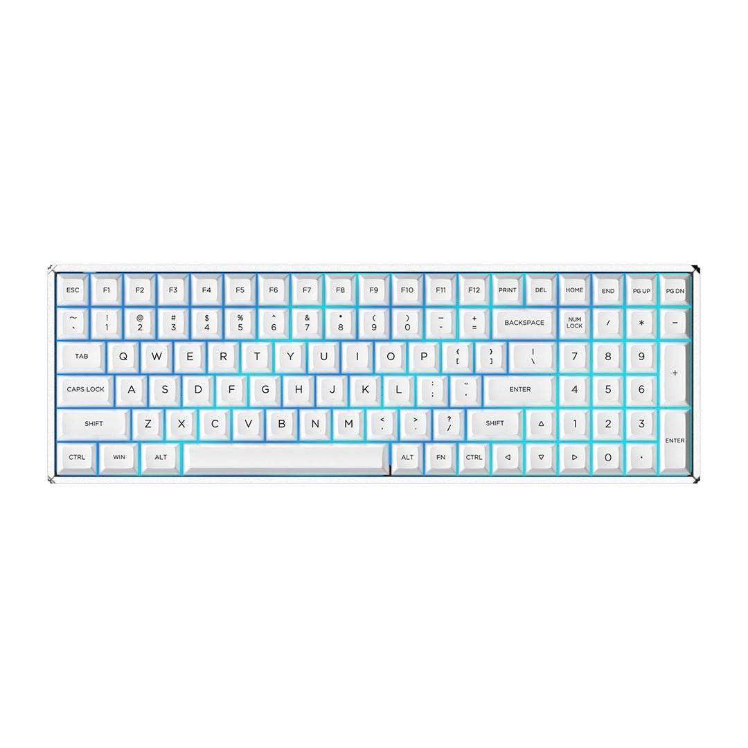 F96 Bluetooth Wireless Keyboard - 96% Mechanical Keyboard | IQUNIX
