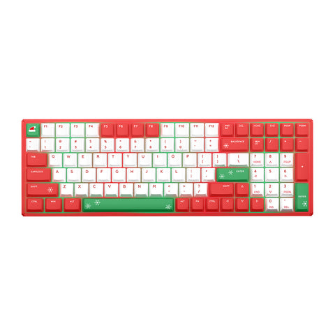 F96 Christmas limited Wireless Mechanical Keyboard