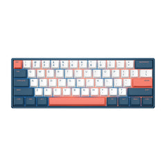 F60-2020 60% Hot-swappable Mechanical Keyboard