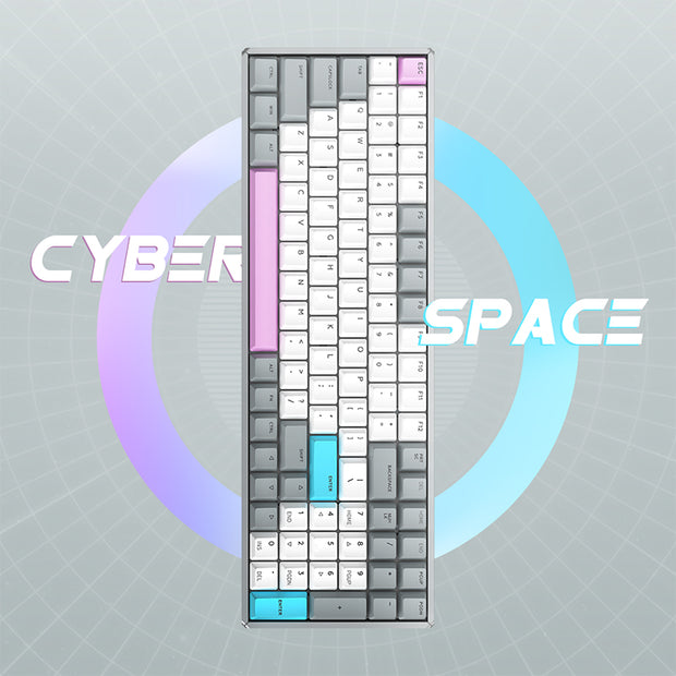 IQUNIX F96 Cyber Space  Keyboard - Best Mechanical Keyboard