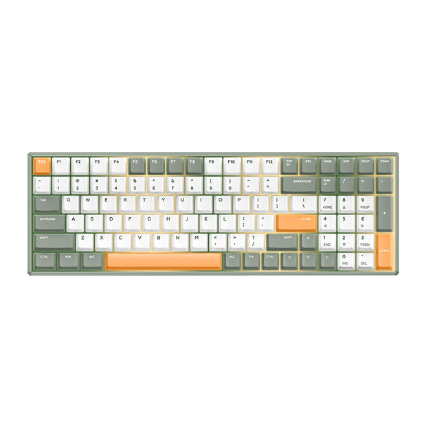 IQUNIX F96 Avocado / Soda Bubbles / Grape Milk / Peach / Blueberry Wireless Mechanical Keyboard