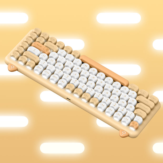 IQUNIX M80 Wireless Mechanical Keyboard