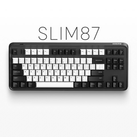 S108/S87 Swappable Mechanical Gaming Keyboard | iQUNIX