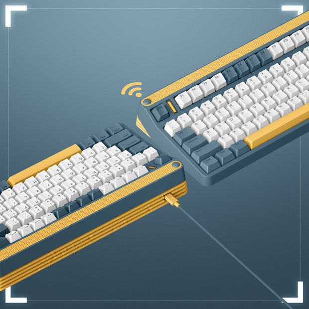 IQUNIX A80 Explorer Wireless Mechanical Keyboard