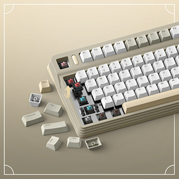 IQUNIX L80 Raffaello Wireless Mechanical Keyboard (Ship from Jan 5th, 2021)