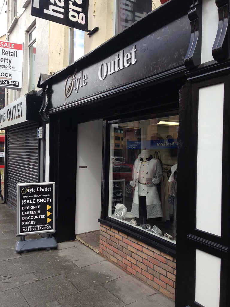 Style Outlet Omagh - Discount Women's Clothing Designer Wear Online
