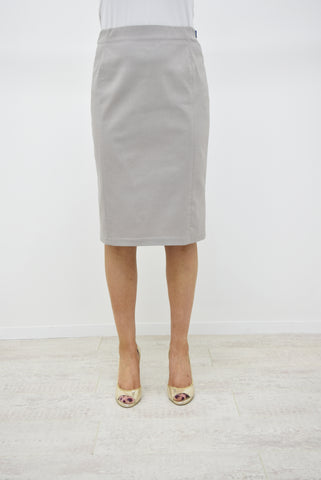 Robell Christy Stone Knee Length Skirt - 55569 5499 13
