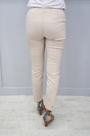Robell Rose 09 Trousers Beige - 51527 5499 14