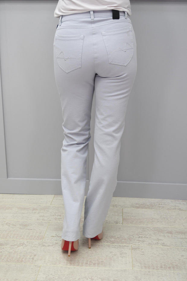 Robell Sonya Silver Grey Jeans - 51420 5469 91