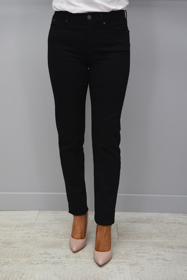 Cro Magic Fit Slim Leg Black Jeans - 6220 525 111
