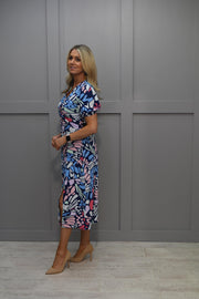 Lizabella Silver Grey Trouser Suit - 7066