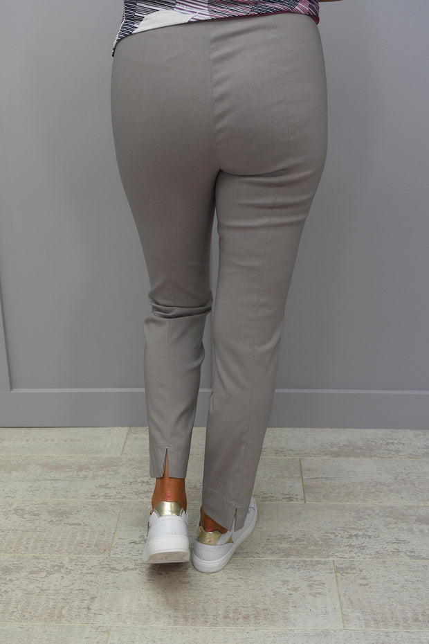 Robell Rose 09 Stone Trousers - 51527 5499 13