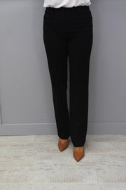 Robell Sissi Trousers Black 90 - 51504 5405