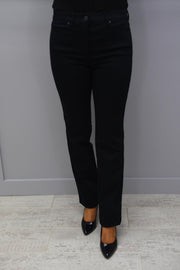 Toni Be Loved High Rise Slim Leg Navy Jeans - 1125 59