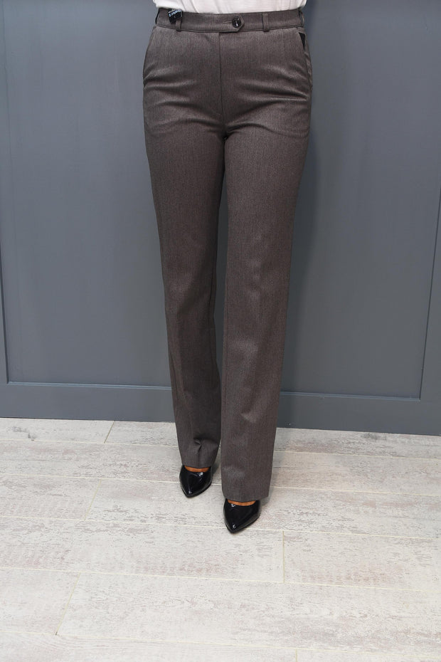 Zerres Anika Brown Trousers - 1303 963 28