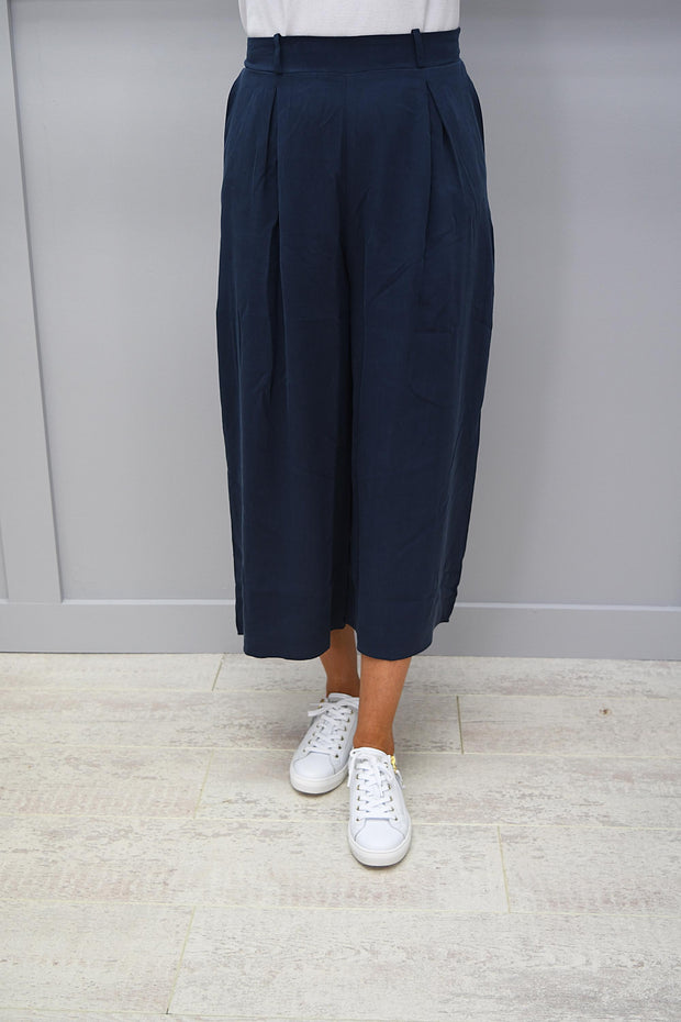 Marble Navy Culottes - 5743 103
