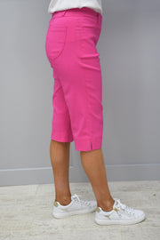 Robell Candy Pink Lexi 05 Golf Short - 52678 5499 431