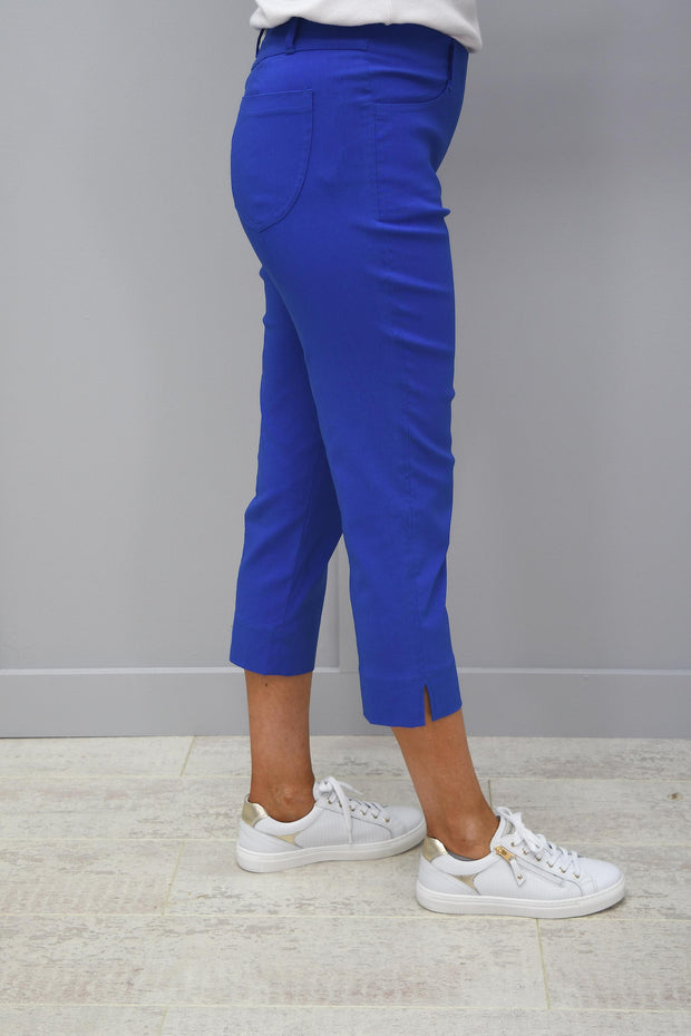 Robell Golf Trousers Blue Lexi 07 - 52677 5499 67