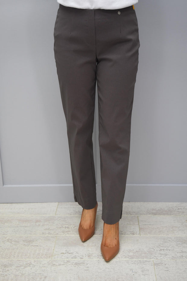 Robell Marie Mink Trousers Petite - 51412 5499 38