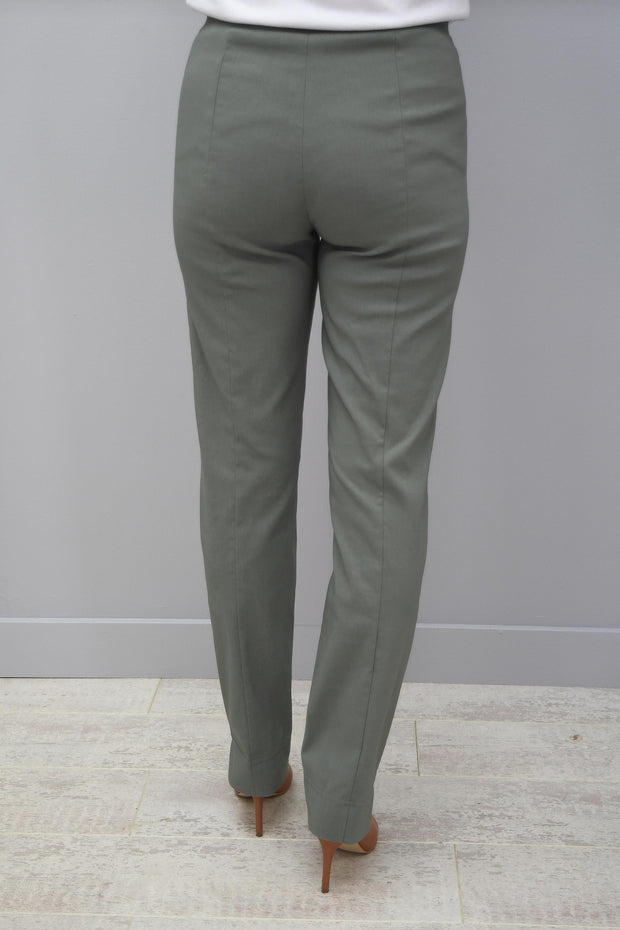 Robell Marie Army Green Trousers 881 - 51412 5499 881