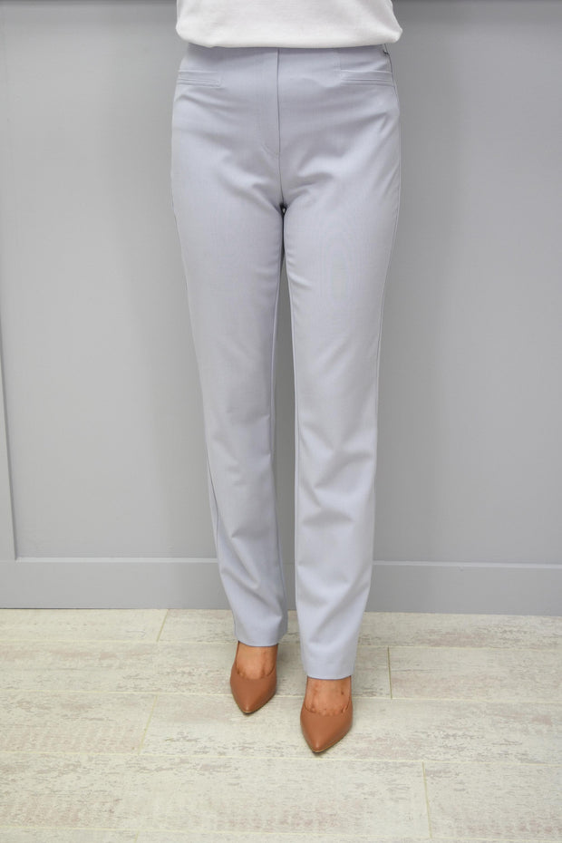 Robell Silver Grey Jacklyn Trousers - 51408 5689 991