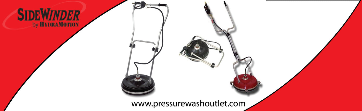 SIDEWINDER SURFACE CLEANERS