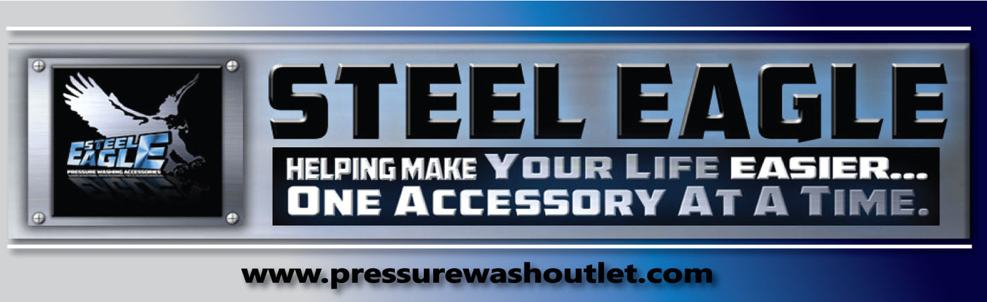 STEEL EAGLE SURFACE CLEANERS