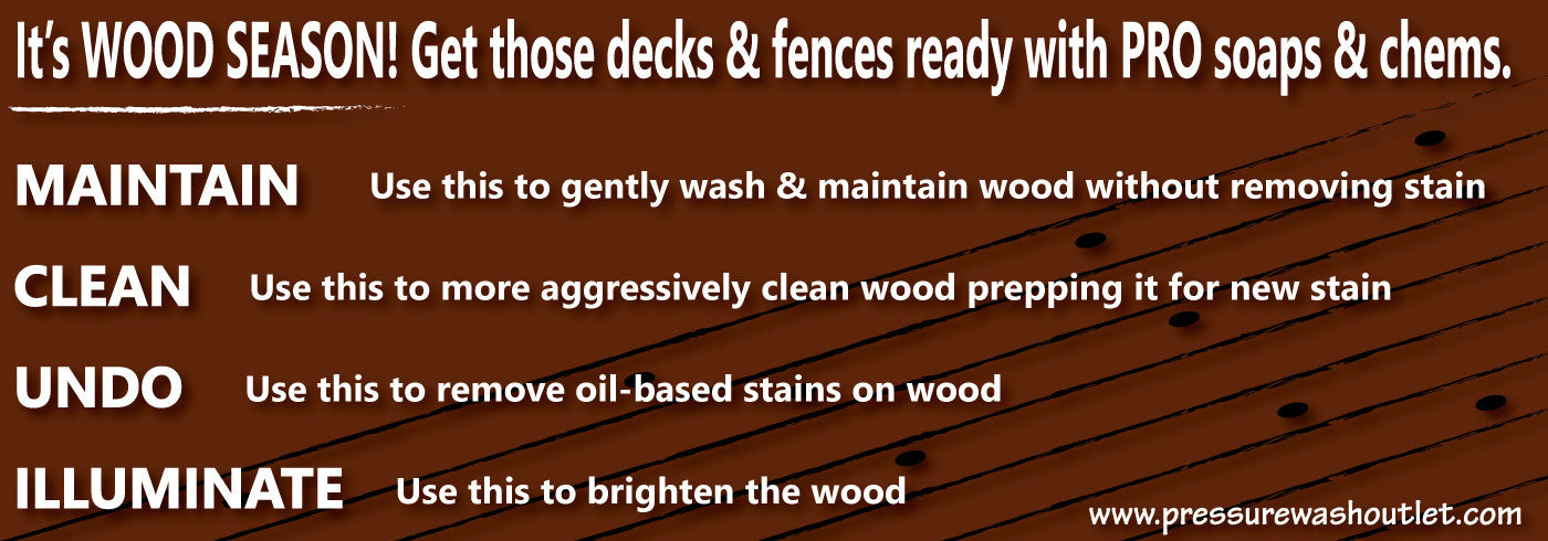WOOD & COMPOSITE CLEANERS