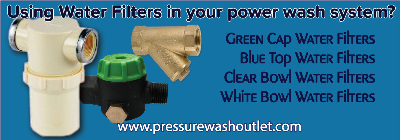 GREEN CAP WATER FILTERS