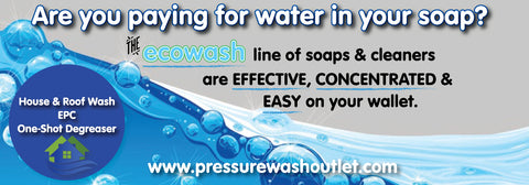 ECOWASH SOAPS & CLEANING PRODUCTS