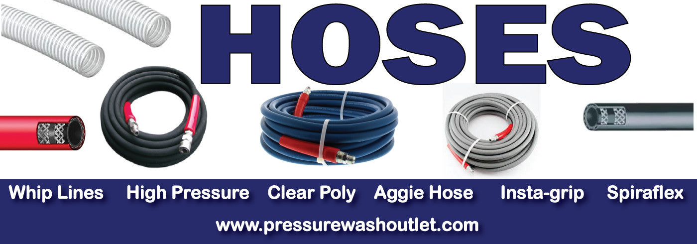 WHIP LINES / CONNECTOR HOSES