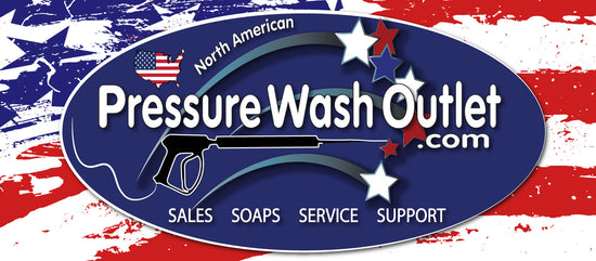 North American Pressure Wash Outlet