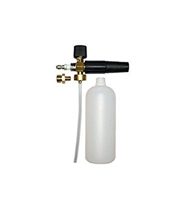 (6682) MTM PROFESSIONAL FOAM LANCE ADJ W/BOTTLE