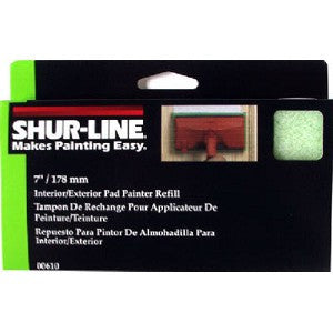 (8705) SHUR-LINE PAD PAINTER REFILL - 7 INCH - CASE OF 10