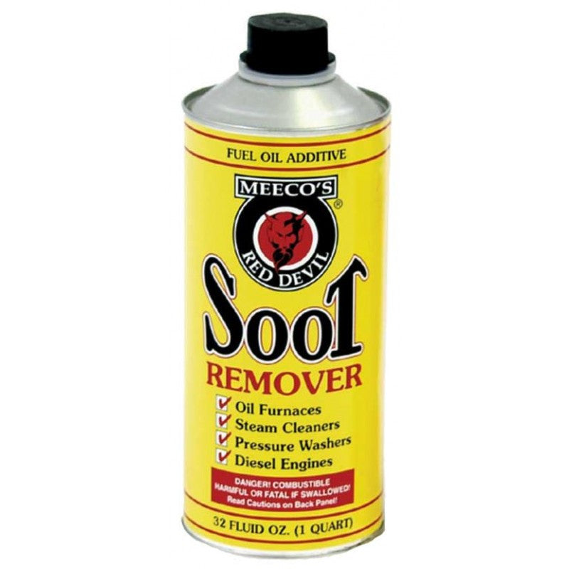 RED DEVIL SOOT REMOVER