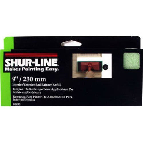 (8701) SHUR-LINE PAD PAINTER - 9 INCH - CASE OF 10