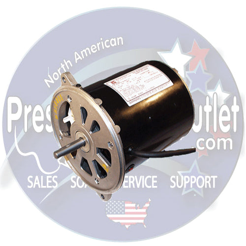 (1214) BURNER MOTOR 120V/60HZ, 1/5HP, 3450RPM