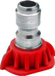 GP QC 0008  Red Head Pressure Wash Nozzle