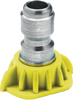 GP QC 15045 Yellow Head Pressure Wash Nozzle