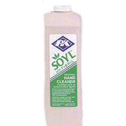 (4945) CASE PK SOYL 4-2500ML HAND CLEANER