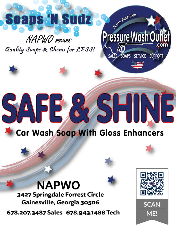 SAFE AND SHINE CAR & TRUCK WASH