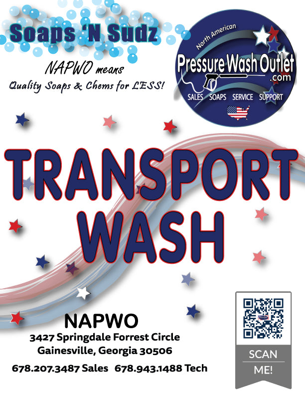TRANSPORT WASH