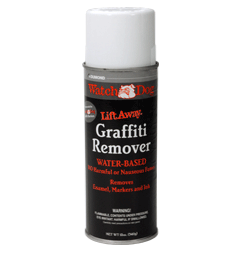 (7091) LIFT AWAY GRAFFITI REMOVER  - 1 CASE 6x10 OZ CANS