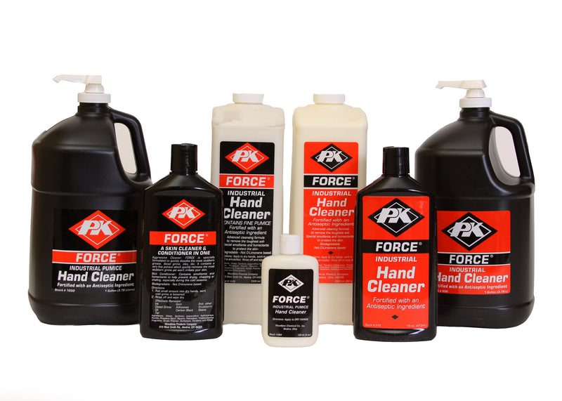 (4943) EA. 2500 ML PK FORCE PUMICE HAND CLEANER