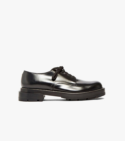 Marni Chunky Leather Derby Shoes