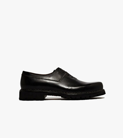 Thamanyah Leather Oxford Shoes