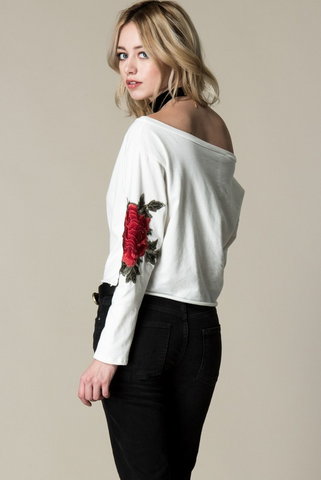 Rose Love Sweater - House of W